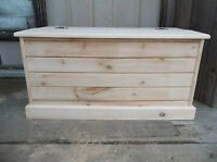 Blanket Box/Child's Large Toy Chest