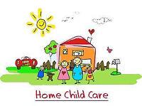 Full time childcare offered for September 1.2015