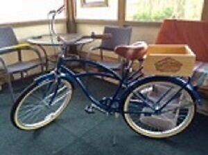Granville Island Brewery Cruiser Bike