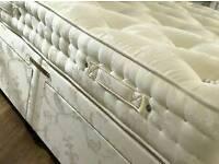 Kingsize ortho mattress nice