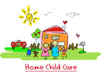 Childcare full & part time....