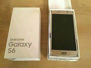 Samsung Galaxy S6 Brand New in Box Unlocked Gold