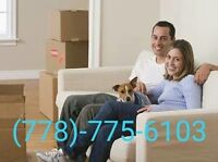 Great MOVING SERVICEAvailable anytimeLower Mainland Movers