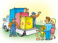 WE MAKE YOUR MOVING EXPERIENCE CALM  EASY RATES FROM $75/HR