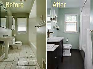 Let Us Do Your Renovations & Repairs & Renos