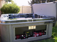 WE SERVICE ALL MAKES AND MODELS OF HOT TUBS/SPAS