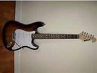 star sound electric guitar (cud deliver)
