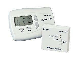 wireless room thermostat ebay. Black Bedroom Furniture Sets. Home Design Ideas