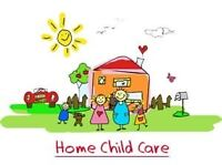 Home Childcare!!