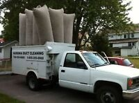 October HVAC & Duct a Cleaning Specials