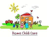 Monday - Friday Childcare Available