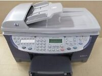 HP Officejet D135 All-In-One fax, copier, scanner, Inkjet colour printer - with duplexer