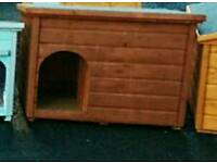 Large Draft Wall kennel