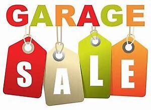 Multiple Family GARAGE SALE Aug 18 9am-2pm might go later!