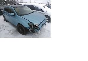 Parting out 2011 Mitsubishi RVR