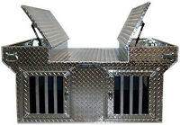 """"""" DOG CAGE DIAMOND DELUXE SUV/TRUCK KENNEL"""""""