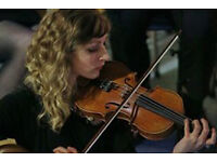 London violin teacher