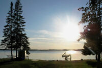 SUMMER!!  Trailer sites available on Orr Lake at Little Banff
