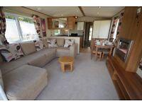 holiday rental in beautiful caravan on a wonderful holiday park in Cornwall