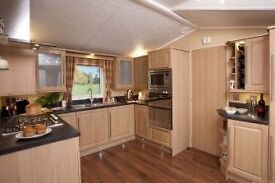 Luxury Willerby Vogue Connoisseur (2010) 42' x 13' at Rawcliffe Hall country Park Lacashire