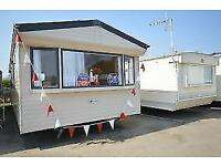 Static Caravan Felixstowe Suffolk 2 Bedrooms 6 Berth Willerby Rio 2009