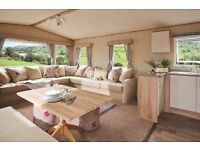 BEAUTIFUL STATIC HOLIDAY HOME FOR SALE - LANCASHIRE