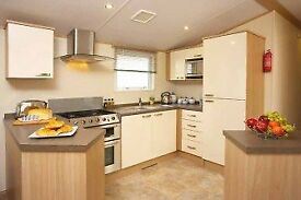 FOR SALE Holiday caravan at Hoburne Bashley, New Forest, Hampshire 2015 model 3 bedrooms