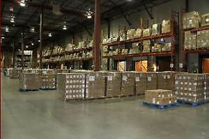 Commercial Warehouse Space available up to 15,000sqft