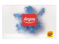 Argos Giftcard