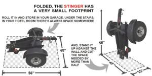 Stinger Motorcycle Trailer