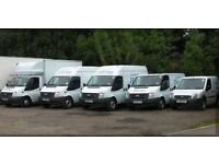 24/7man van service man and van removal service rubbish collection bike recovery house/office move