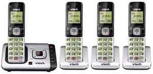 Selling vtech 4 set phones