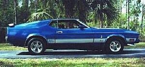 73-1973-Mustang-Mach-1-Complete-Stripes-Kit-Mach1-FORD-Stripe-Manufacturer-NEW