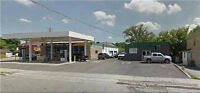 Gas Station w/property 4 sale in Cambridge!