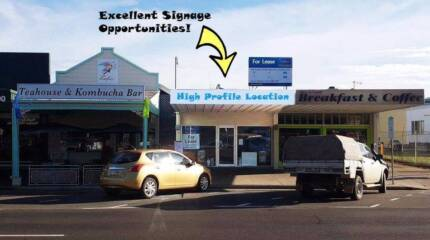 For Lease - High Profile Location in Cairns City