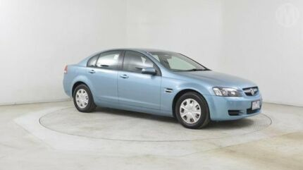 2008 Holden Commodore VE MY08 Omega Blue 4 Speed Automatic Sedan Altona North Hobsons Bay Area Preview