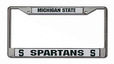 michigan state license plate frame ebay