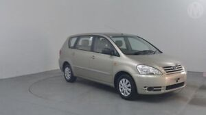 2002 Toyota Avensis ACM20R Verso GLX Gold Shimmer 4 Speed Automatic Wagon Perth Airport Belmont Area Preview