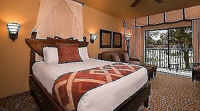 Disney World Florida 2018 Holiday in a Deluxe Studio Room at Animal Kingdom (Room only for 2weeks)