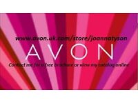 Avon beauty products- free brochure to browse or order online via my webpage