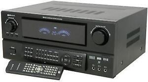 Amplifier surround sound amp ebay