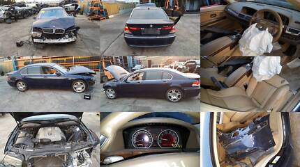 BMW 7-Series E65 E66 DISMANTLING PURPOSES ONLY (00-05) Girraween Parramatta Area Preview