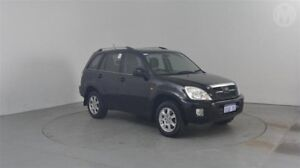 2013 Chery J11 T1X (FWD) Inkstick Black 4 Speed Automatic Wagon Perth Airport Belmont Area Preview