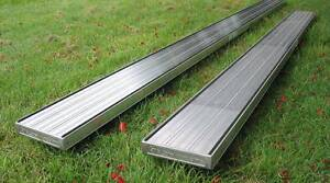 Aluminium Render Scaffold Planks Rossmore Liverpool Area Preview