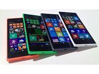 Nokia Lumia 735 Smartphone (Unlocked) 8Gb Microsoft 4G LTE - graded - audio beats - latest