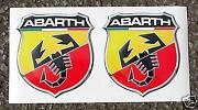 Abarth Sticker