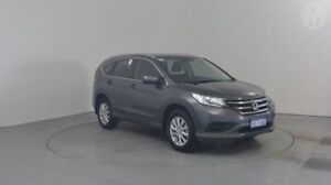 2014 Honda CR-V 30 MY14 VTi-L (4x4) Grey 5 Speed Automatic Wagon Perth Airport Belmont Area Preview