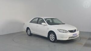 2006 Toyota Camry ACV36R Upgrade Altise Diamond White 4 Speed Automatic Sedan Perth Airport Belmont Area Preview