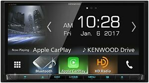 Kenwood Excelon DDX9904S Double din DVD receiver Reference