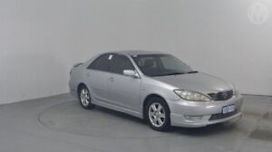 2005 Toyota Camry MCV36R Upgrade Azura Magnetic Silver 4 Speed Automatic Sedan Perth Airport Belmont Area Preview